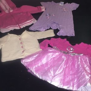 D) Baby clothes all for $12